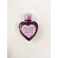 Heart Caramel Sexitive